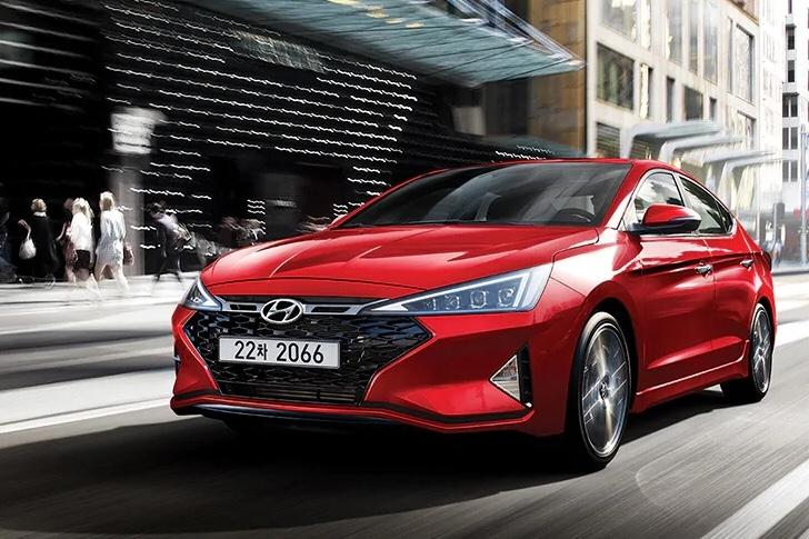 Hyundai Motor Officially Announced Avante Sport