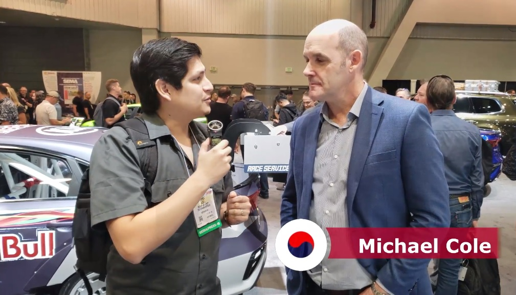 Road to SEMA 2018 – Michael Cole's Interview KMA VP & COO