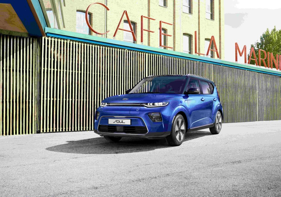 Kia Motors Announces European-spec Soul EV
