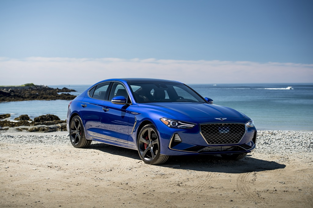 Genesis G70 Named 2019 Car of the Year by MotorTrend