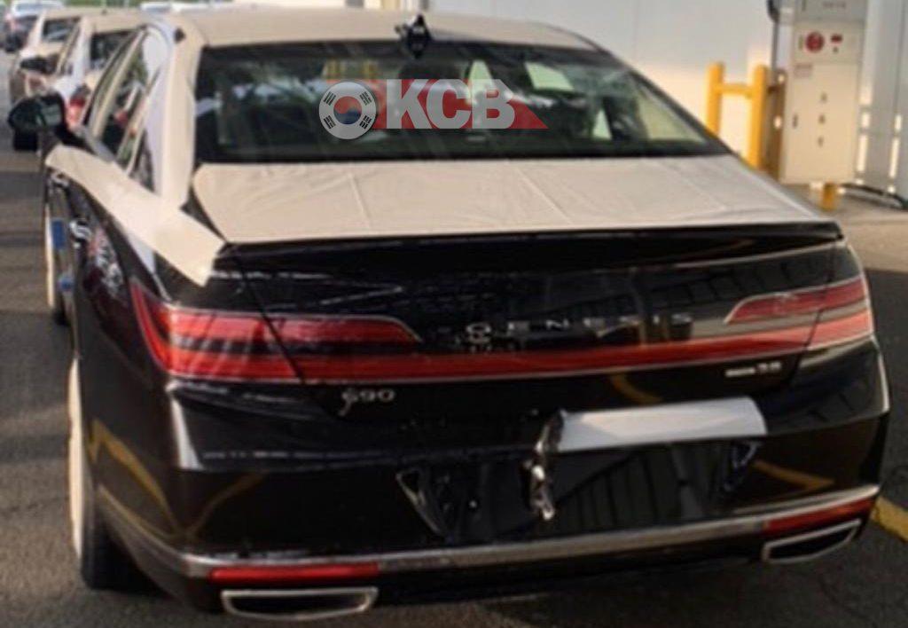 genesis g90 facelift leaked (1)