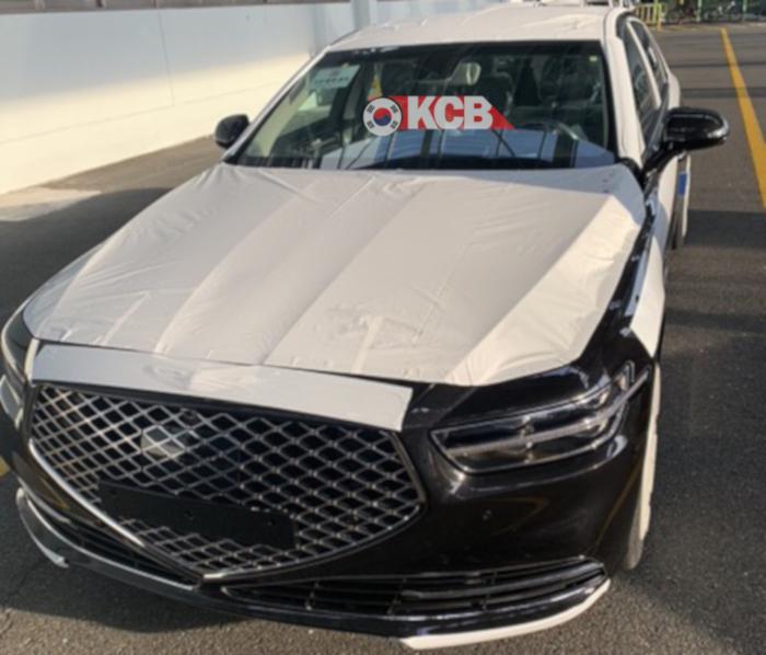 genesis g90 facelift leaked (2)