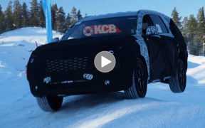 hyundai palisade snow mode