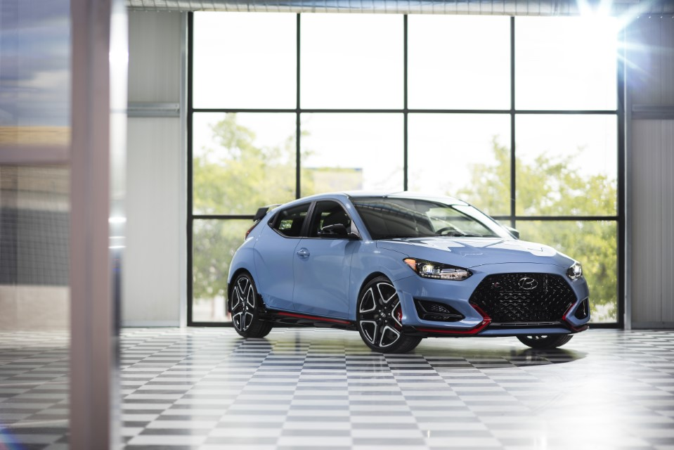 US-Spec Hyundai Veloster N Starts at $26,900