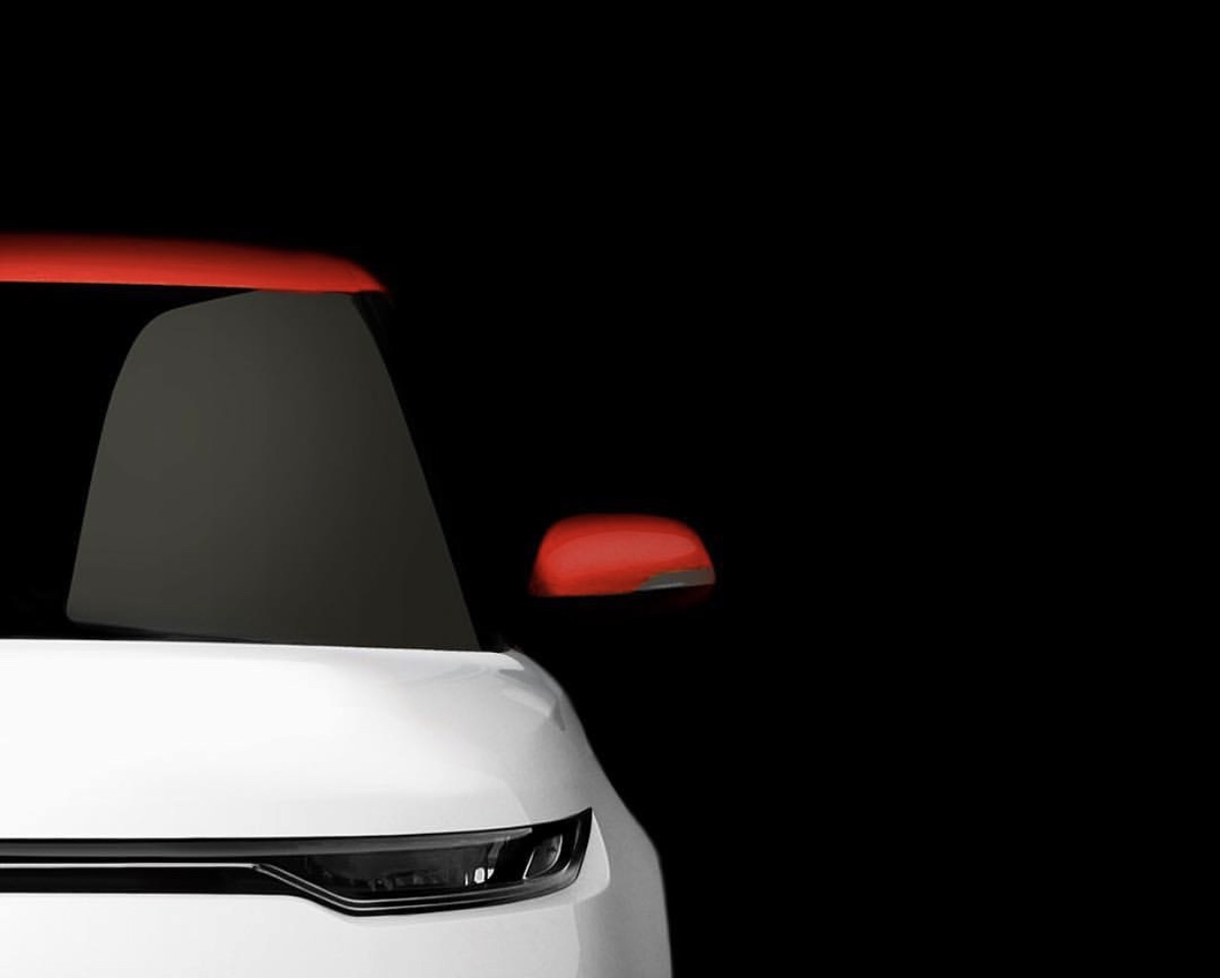 Second Teaser of the 2020 Kia Soul Revealed