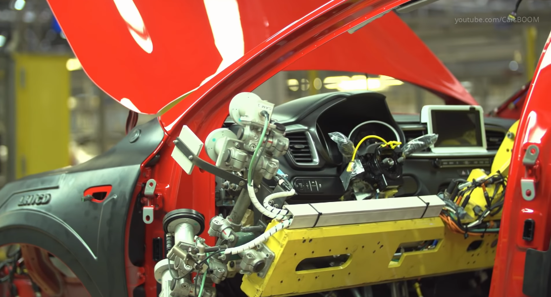 Watch How the All-New Kia Ceed is Built