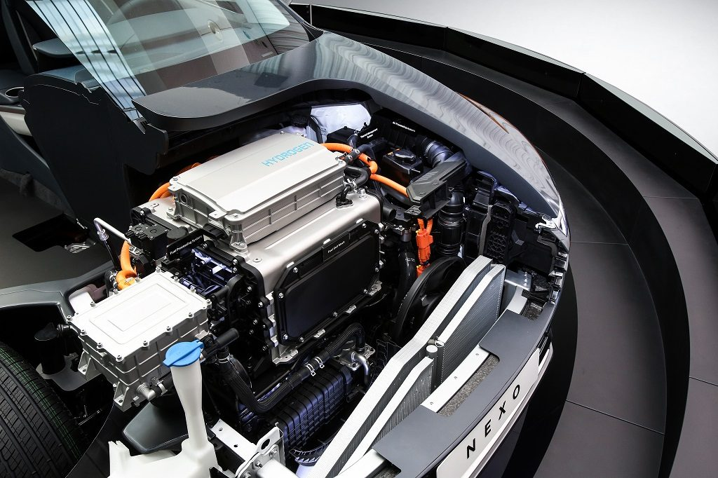 kia fuel cell hydrogen