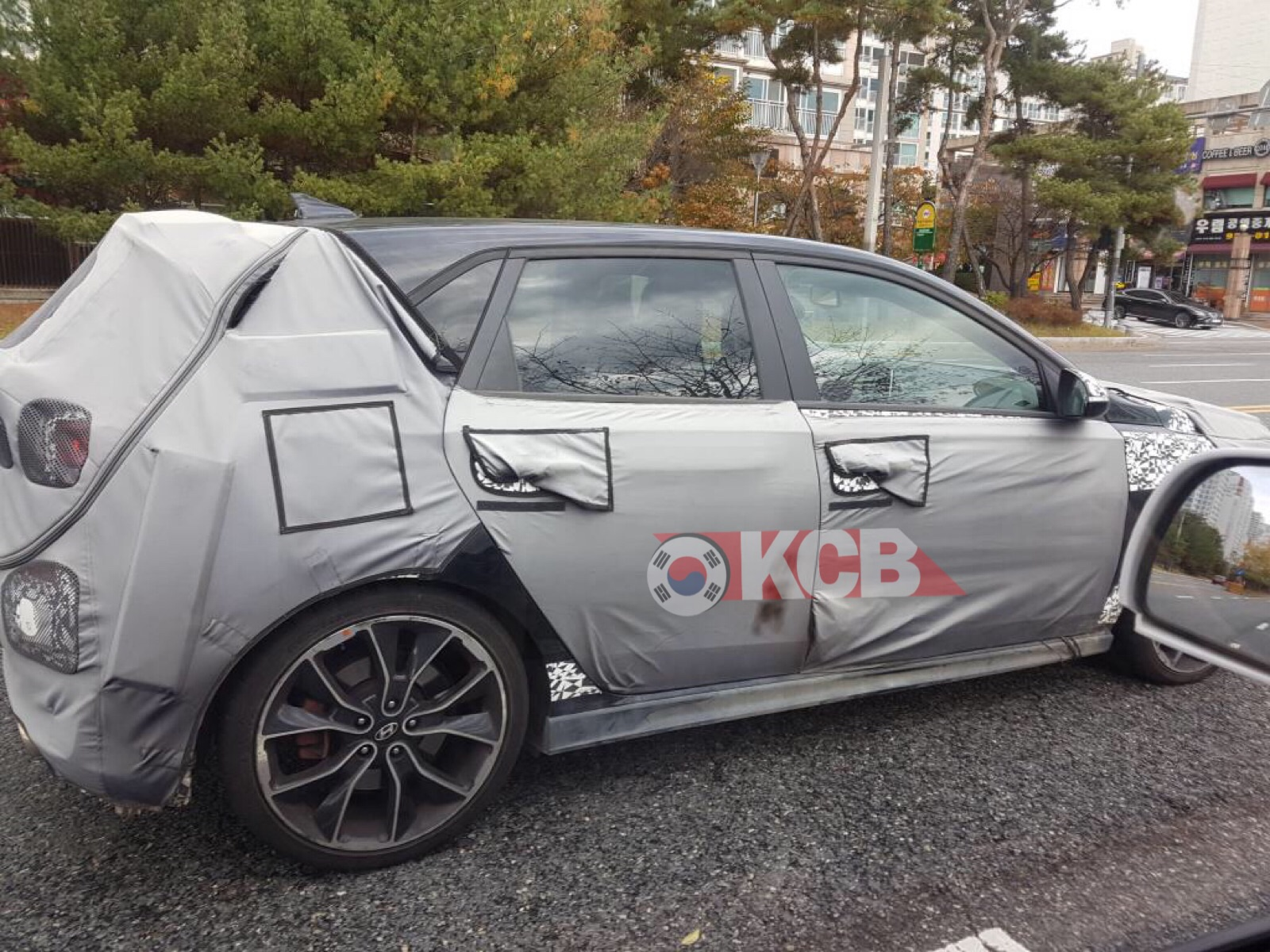 Hyundai i30N Spied in South Korea, Could be DCT model