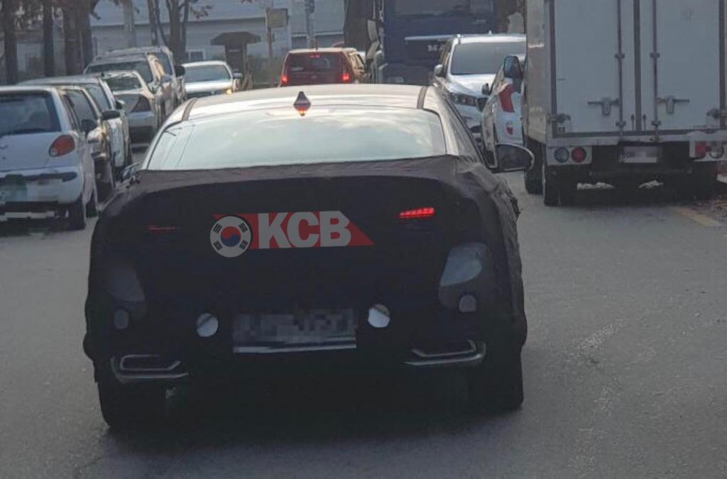 Kia K7 Facelift