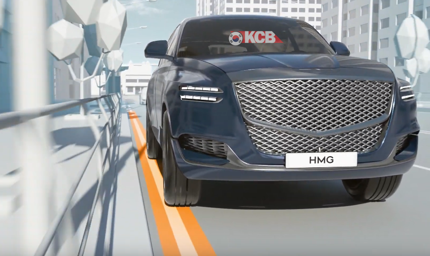Could Hyundai Unintentionally Rendered the Genesis GV80?