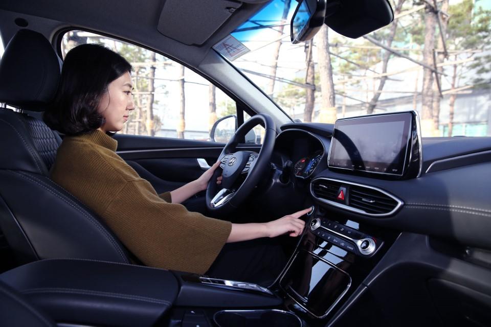 Hyundai Reveals World's First Smart Fingerprint Technology