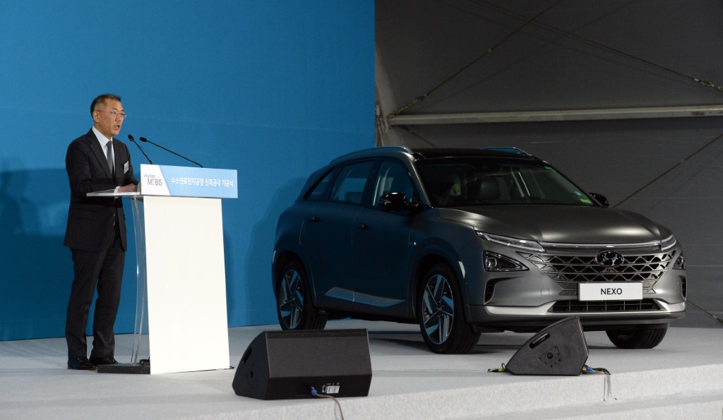 Hyundai Motor Group Announced FCEV Vision 2030