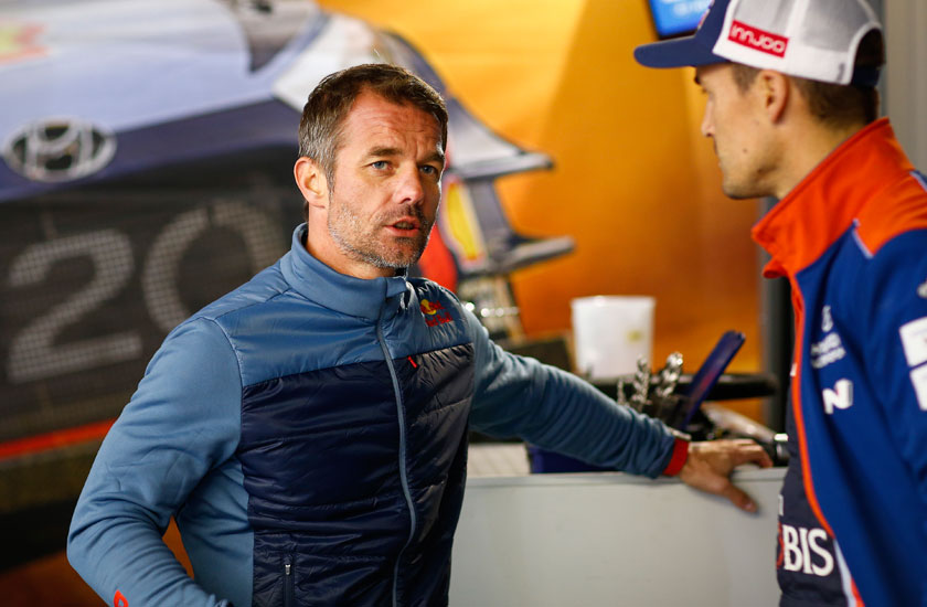 Hyundai Motorsport Fine-Tunes its Line-up w/ Sebastien Loeb