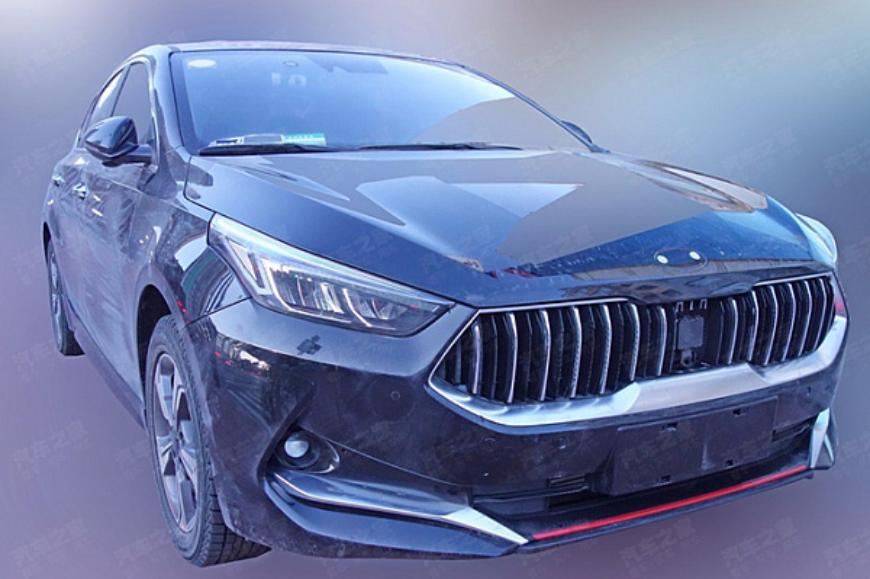 Chinese Kia K3/Forte to Have a Different Design