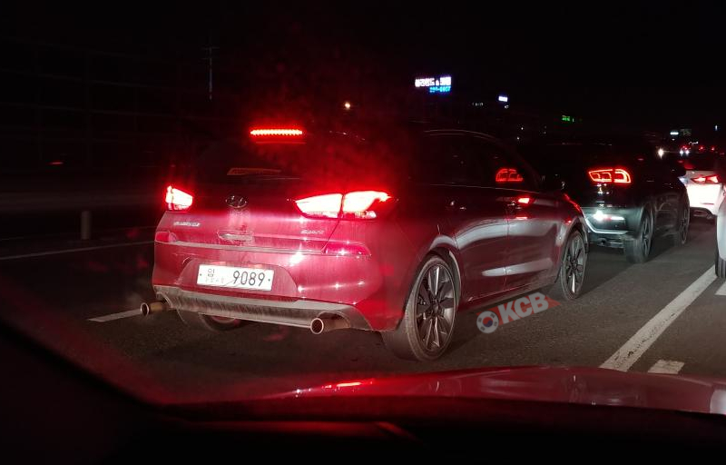 Mysterious Hyundai i30 Test Mule Spied
