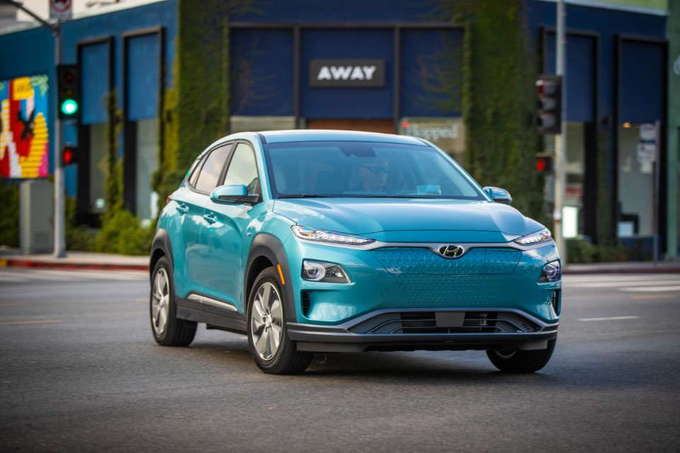 2019 Hyundai Kona Electric Prices Announced