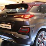 hyundai kona iron man live photos (6)