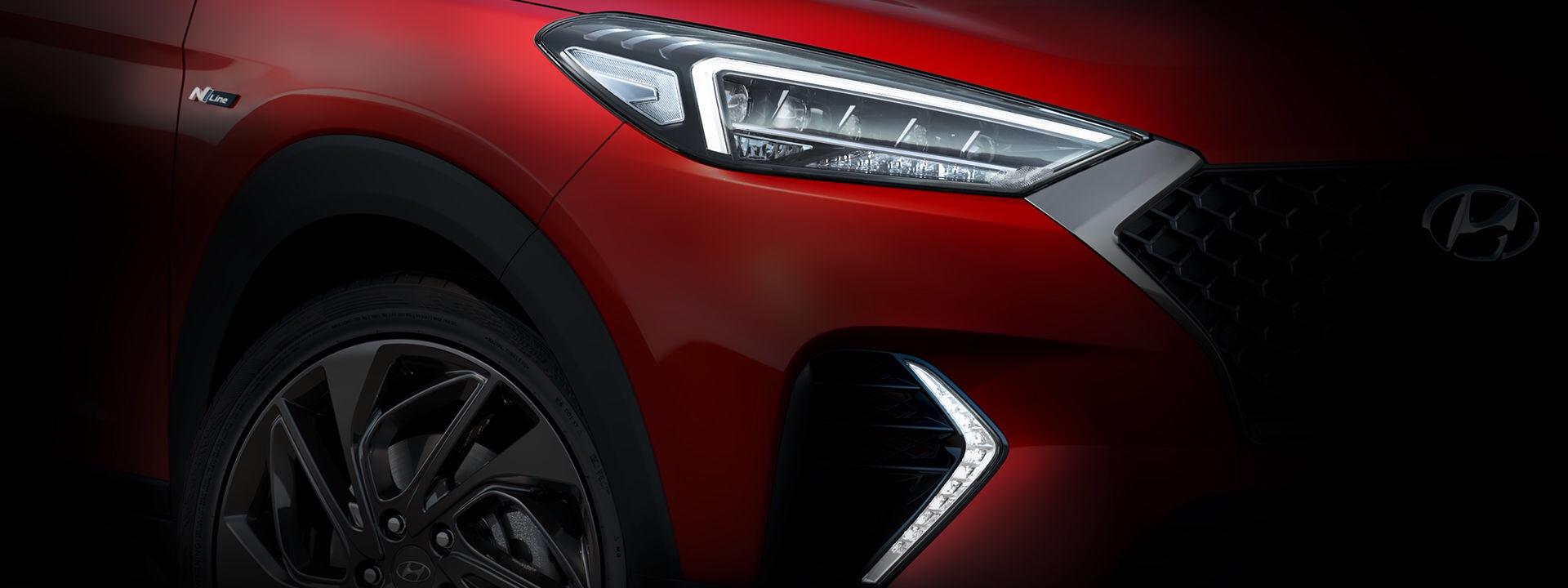 Hyundai to Launch a Tucson N-Line in Geneva