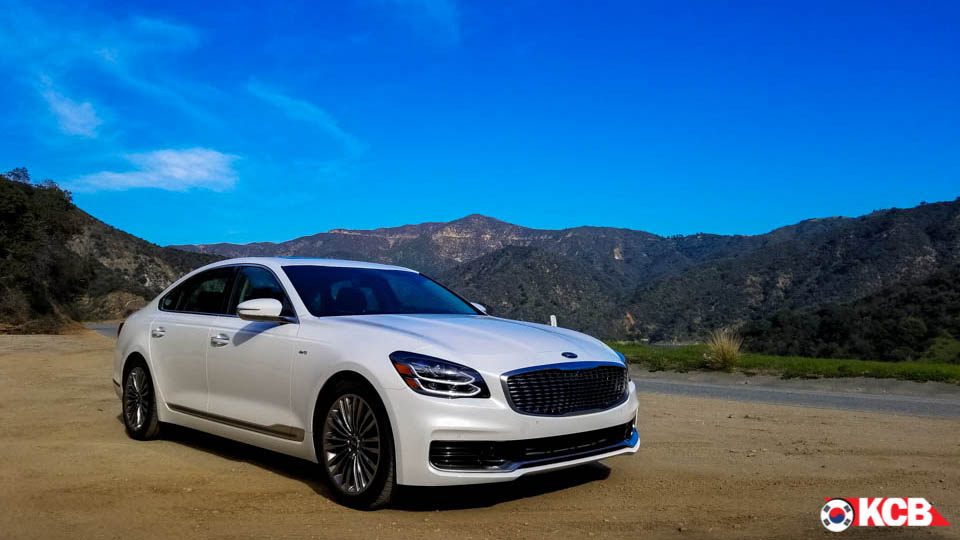 The 2019 Kia K900 May Be The Best Full Size Luxury Sedan – If You Can Look Past the Badge