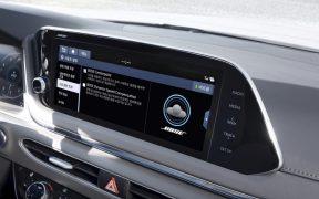 2020 hyundai sonata bose sound system