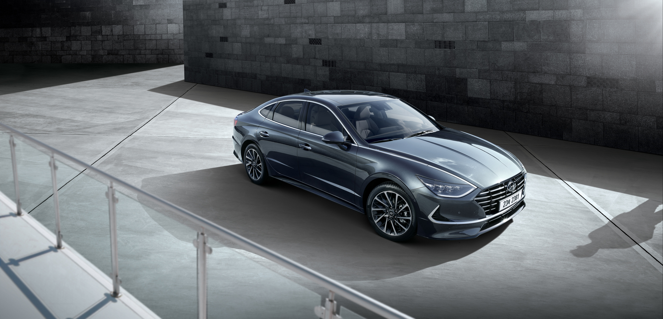 Hyundai Motor Shares First Glimpse of All-New Sonata