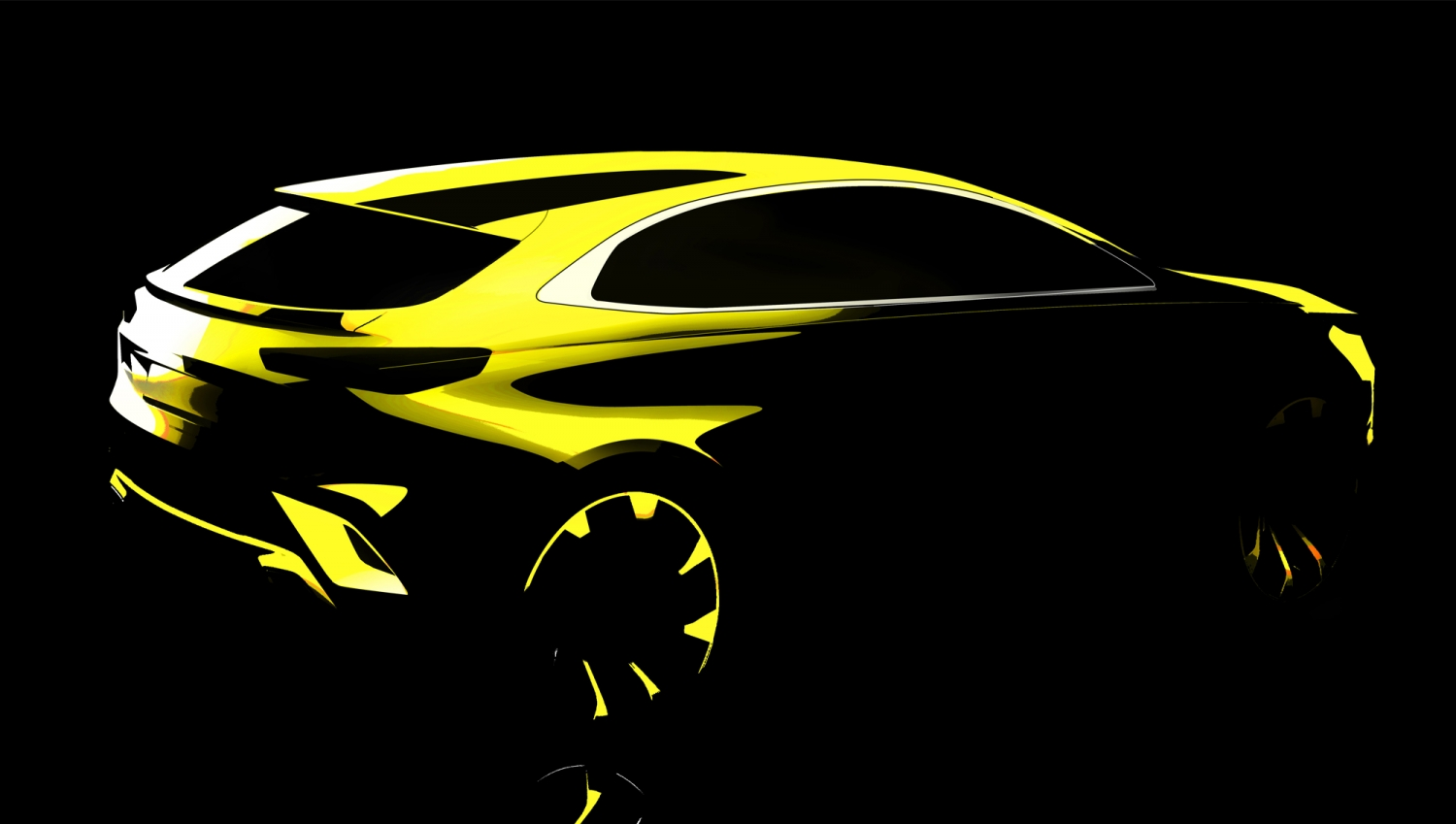 Kia XCEED Teased Ahead Later this Year Debut