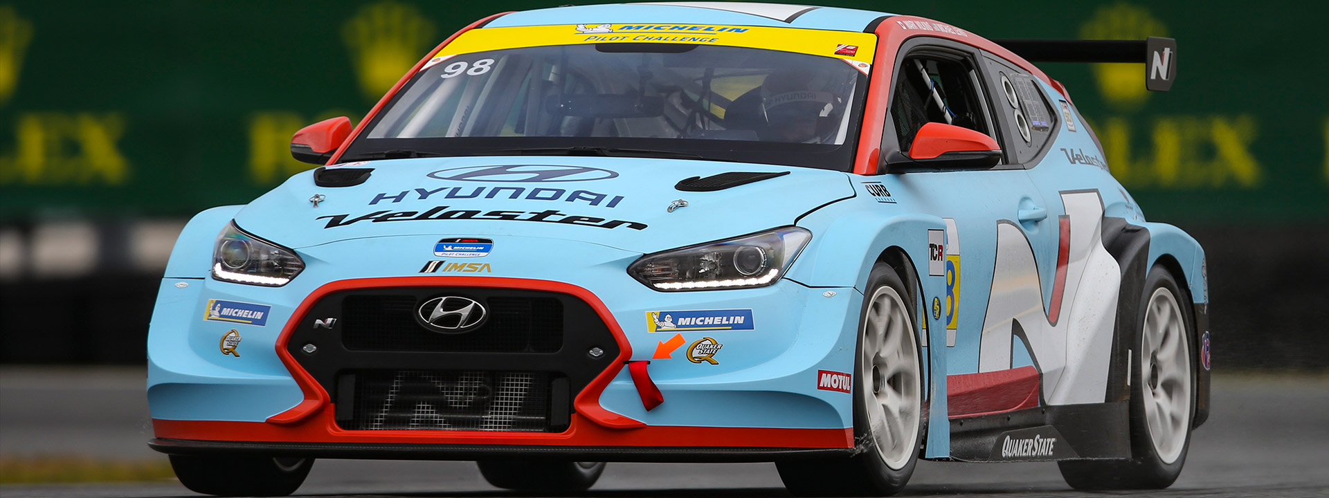 Hyundai Motorsport begin 2019 Nürburgring Nordschleife in VLN1