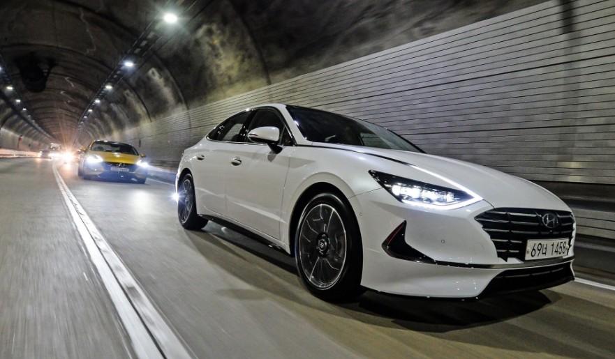 Hyundai Launches New Sonata in South Korea