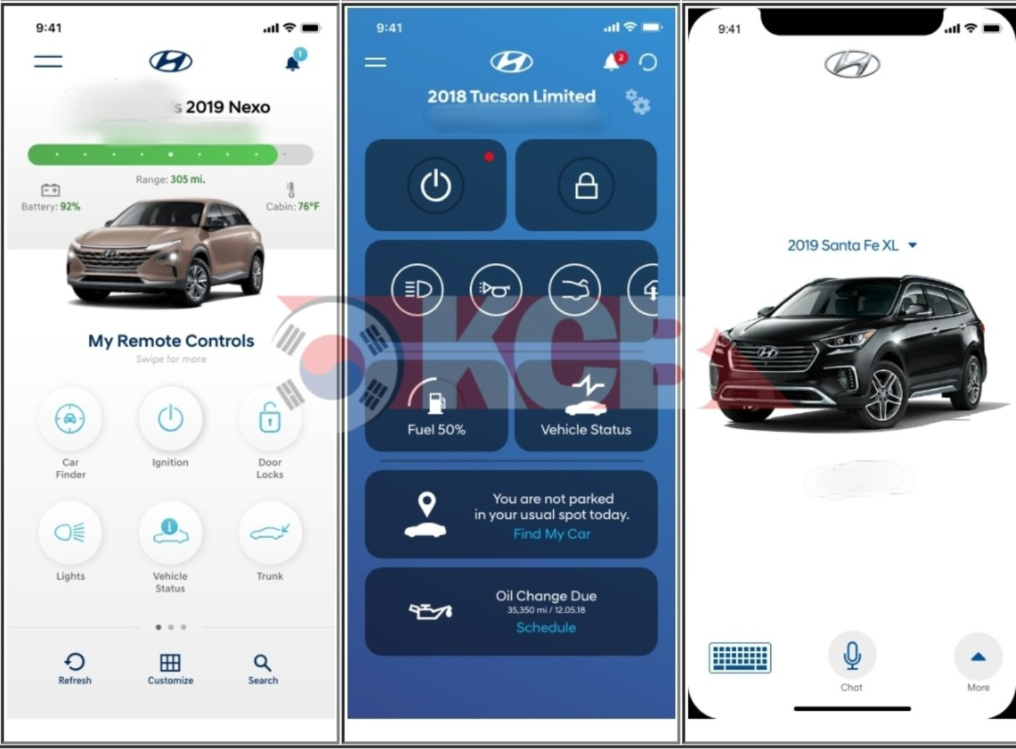 MyHyundai BlueLink App Preparing for an Update