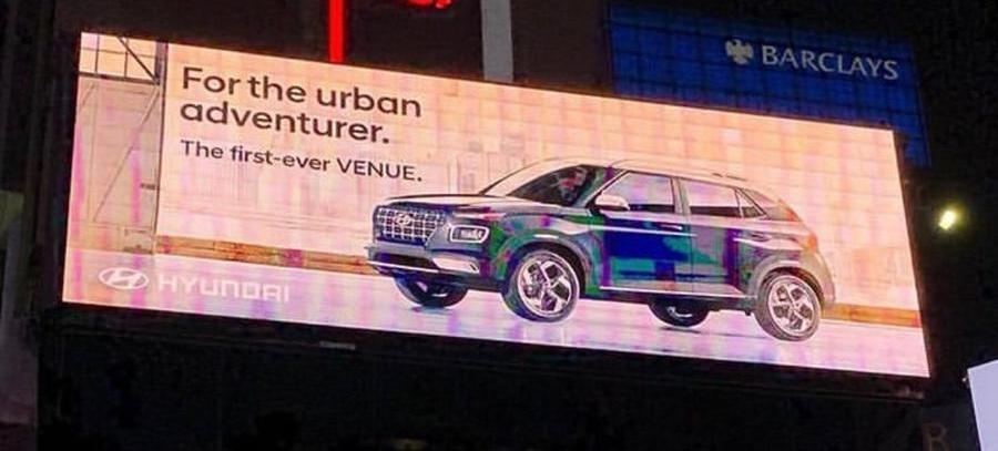 Hyundai Venue Revealed Before NY Debut