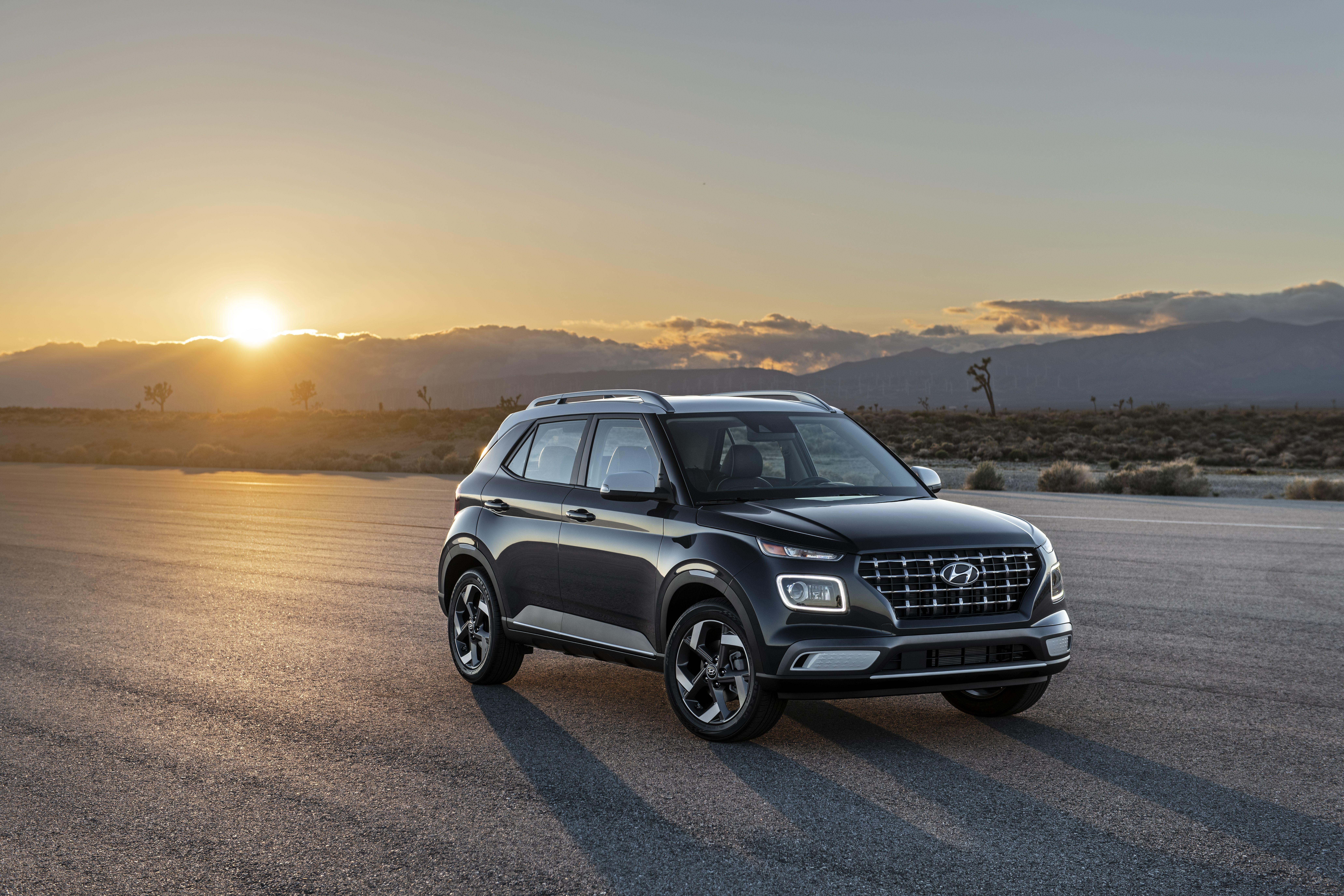 Hyundai Venue Makes World Debut at 2019 NYIAS