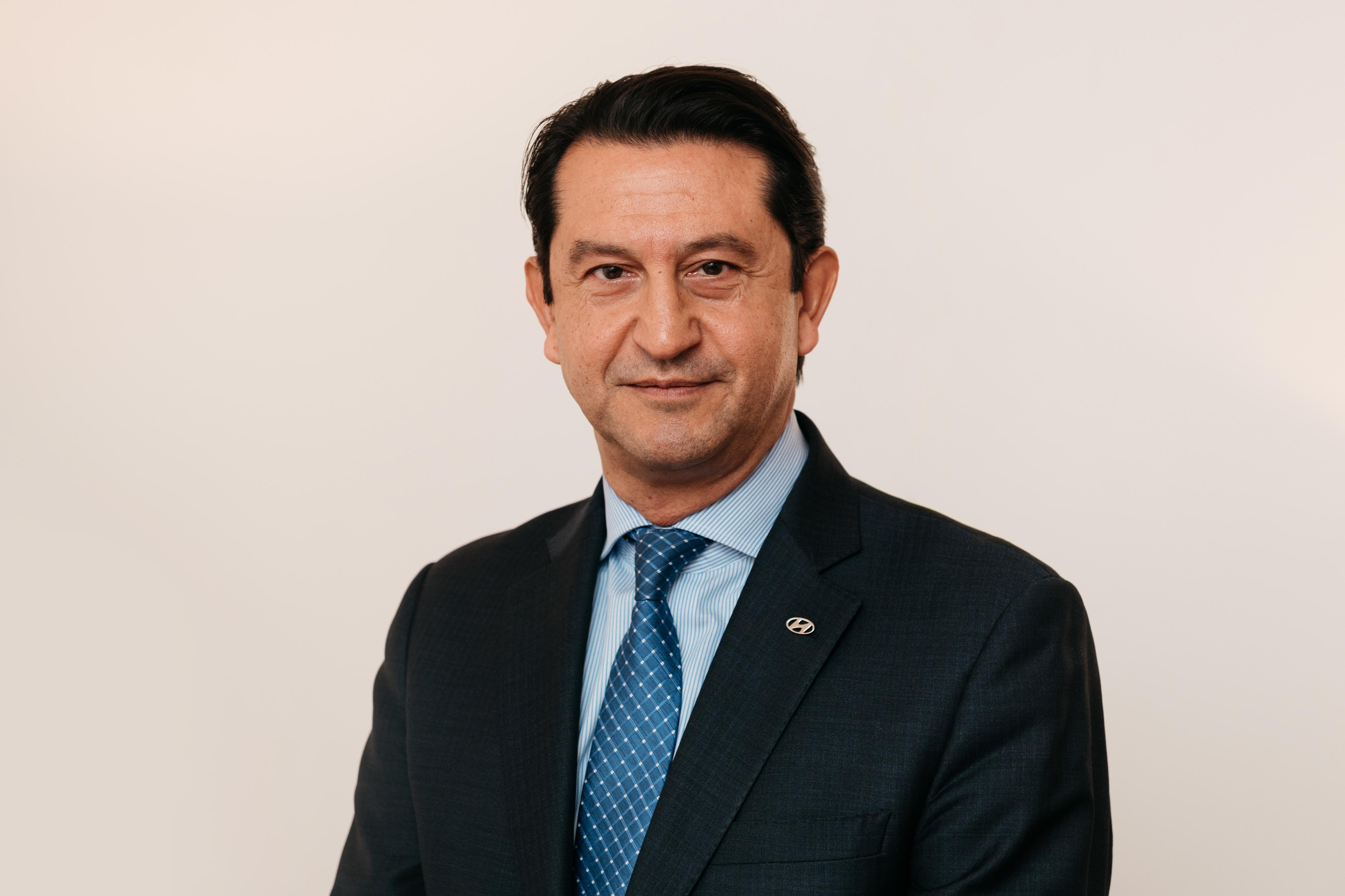 Hyundai Motor Appoints José Muñoz as COO
