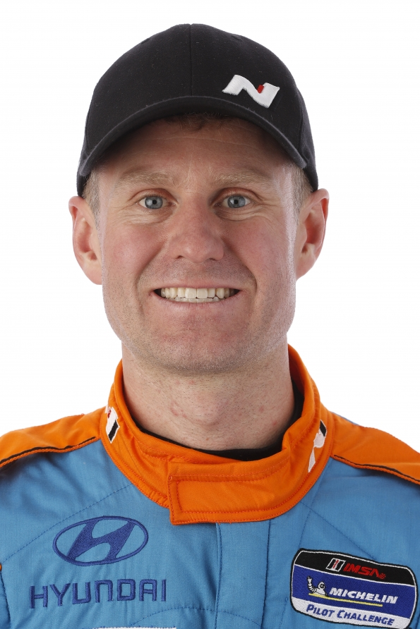 Hyundai Veloster N TCR Driver Interview: Mark Wilkins