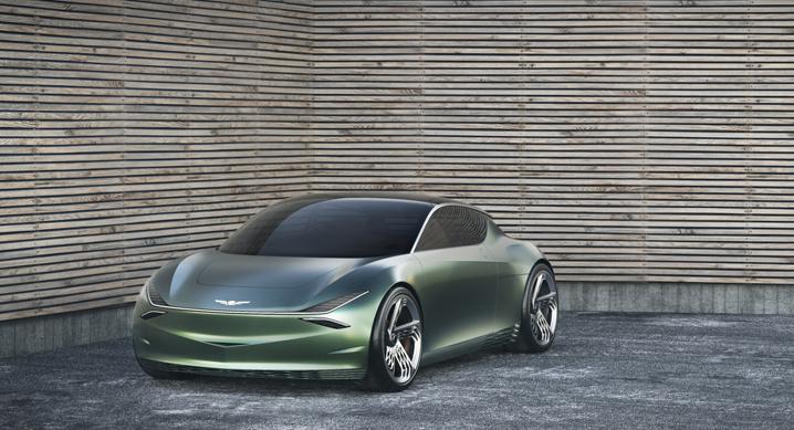 Genesis Motors Reveals Mint Concept