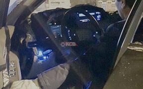genesis gv80 interior spied
