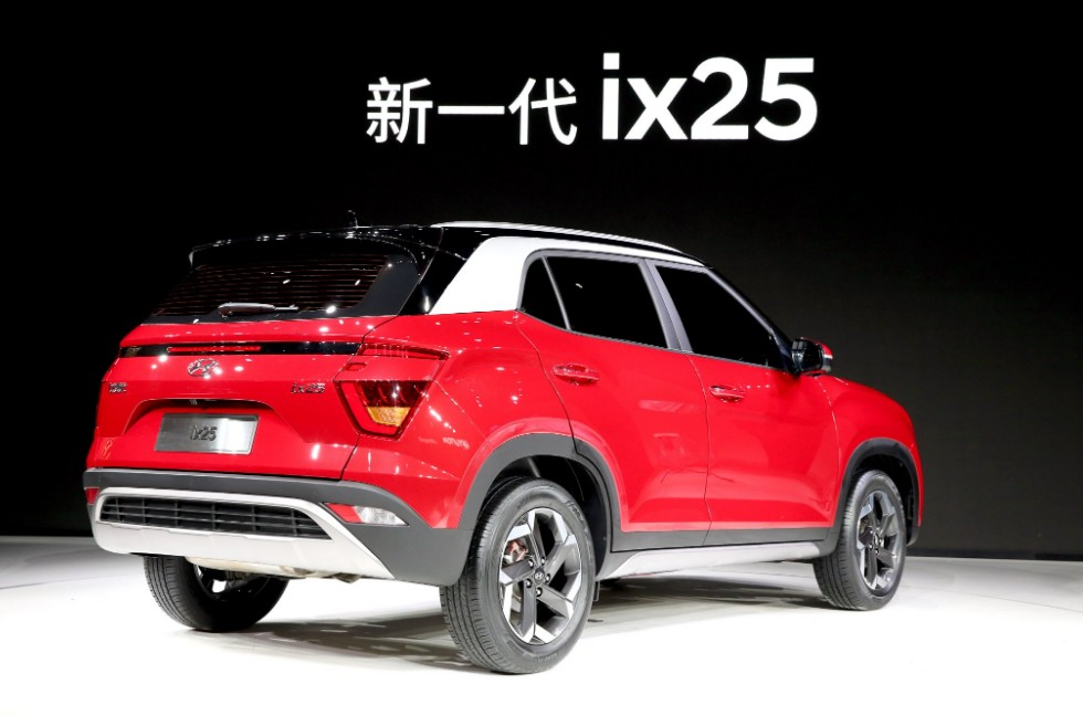 Hyundai Debuts ix25, a Chinese Venue