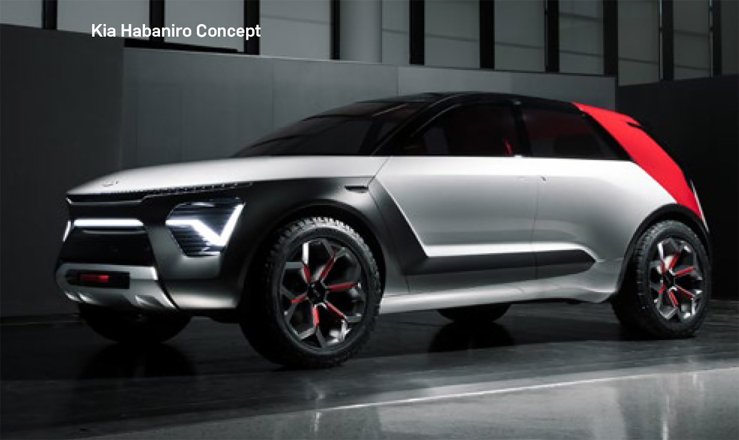 Kia Habaniro Concept Leaked on NY AutoShow Newsletter