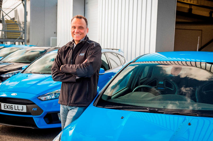 Ford RS Chief Engineer Moves to Hyundai