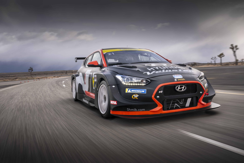 Which brand makes a better racecar Kia or Hyundai?