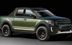 kia-telluride-based-truck-renderings (1)