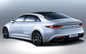 next-gen kia optima render