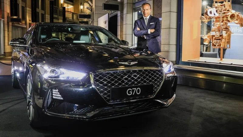 Genesis To Have Six New Models by 2021