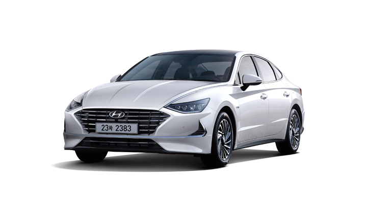 Hyundai Launches Sonata Hybrid in South Korea