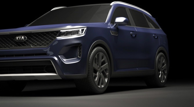 Next-gen Kia Sorento Recreation Looks Amazing