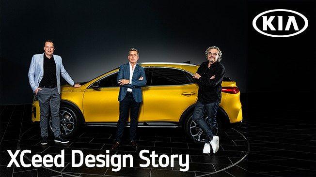 European designers reveal inspiration for Kia XCeed
