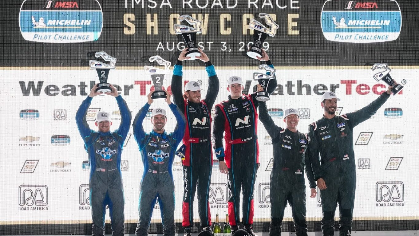 2019 IMSA MICHELIN Pilot Challenge | Road America 120