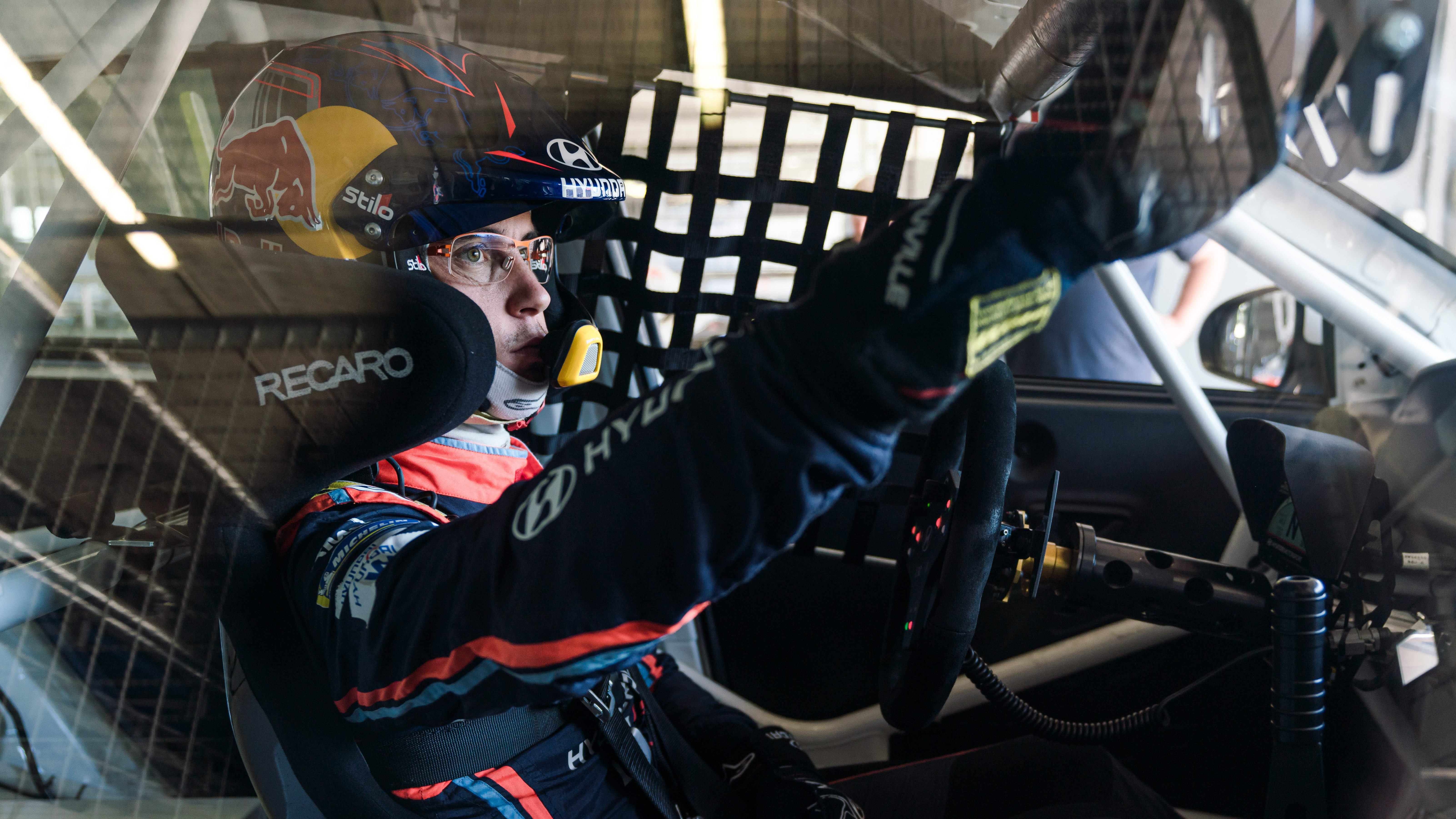 Rally star Thierry Neuville ready for guest start in ADAC TCR Germany