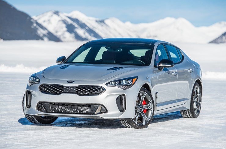 Kia Stinger Facelift, First Details