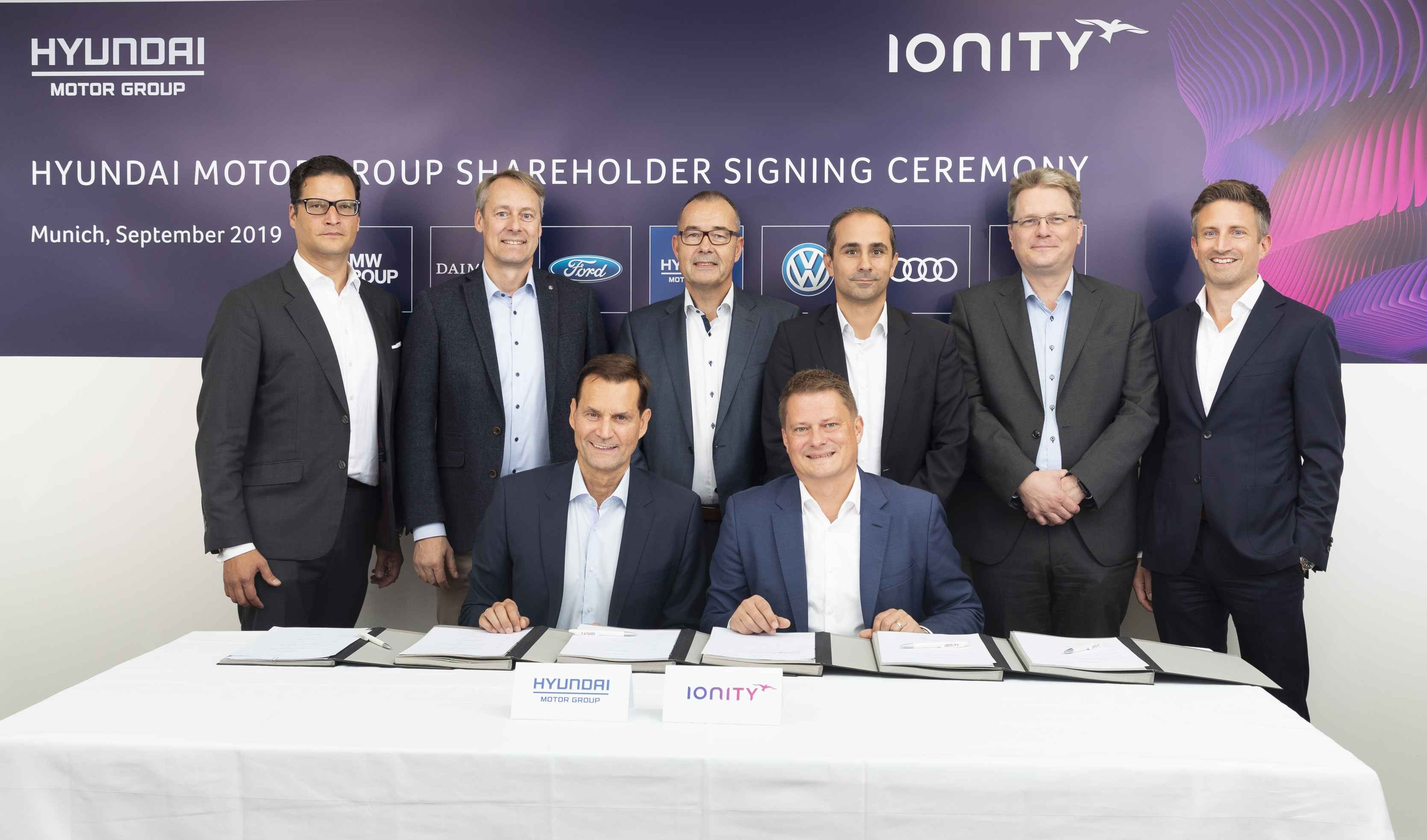 Hyundai & Kia Motors Invests in IONITY to Democratize High-Power EV Charging Network