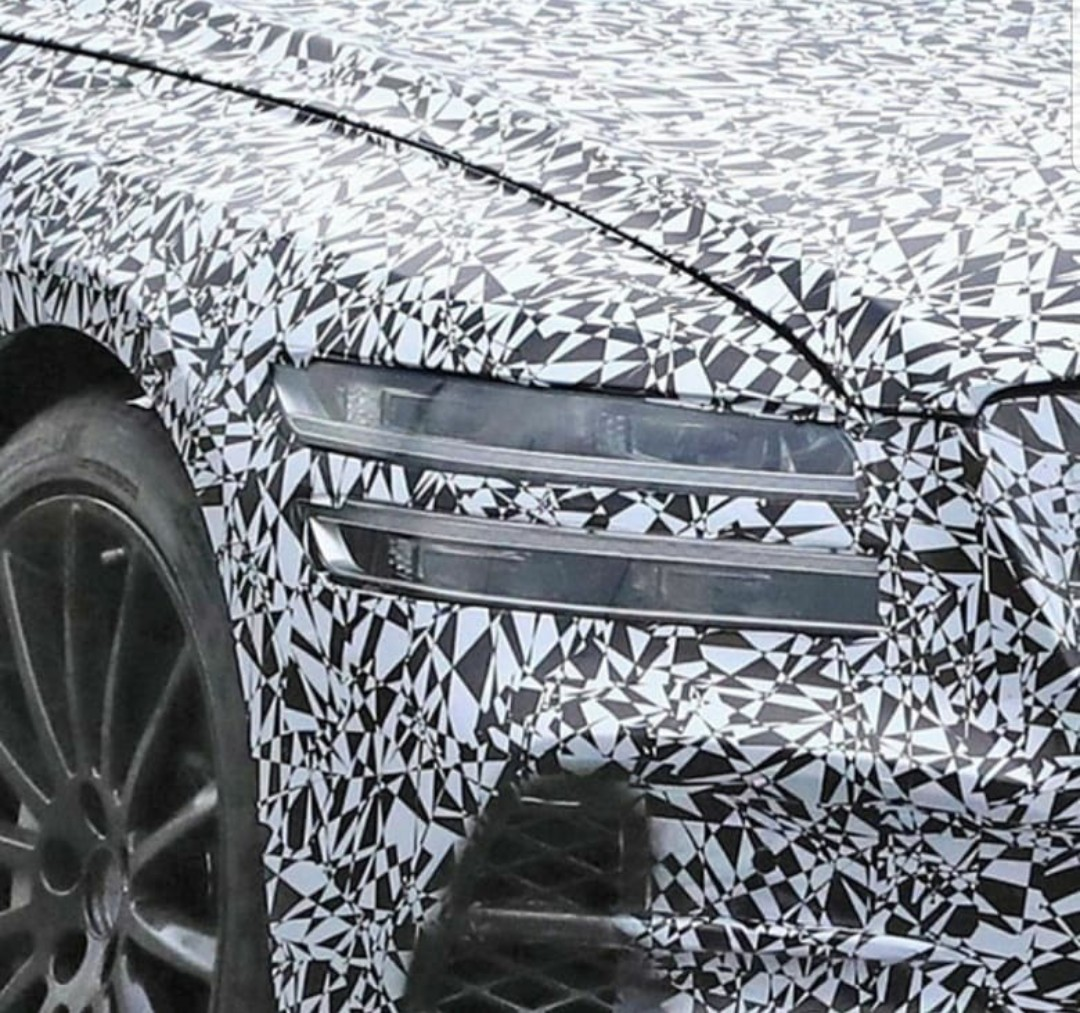 Genesis G80 Spied Before Upcoming Debut
